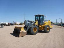 2013 john deere 624k Wheel Load