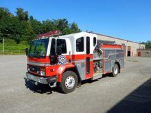 1990 ford cargo cf8000 Fire Tru