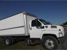 2004 gmc 6500 Box Truck