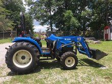 2003 tc40d New Holland Tractor