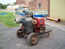4in Gorman Rupp Trash Pump