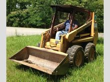 1989 1835c Case Skid Steer