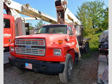 1988 ford f-800 Boom Truck