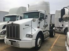 2008 kenworth t800 Truck