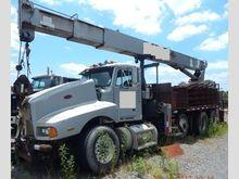 2004 peterbilt 378 Boom Truck