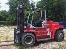2008 kalmar dce 120-6 Forklift