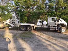 2009 mack gu713 Concrete Mixer
