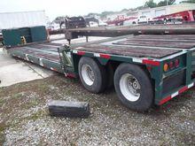 1971 loadcraft float 2 axle dou