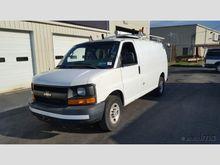 2006 chevrolet g2500 Van
