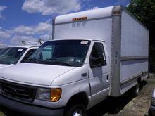 2004 ford e35 e-350 cutawa Cab