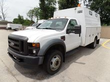 2007 ford f450 Utility Truck