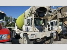 2007 terex advance mixer Truck
