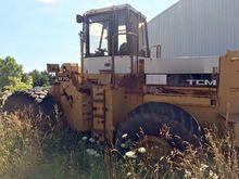 1988 tcm 870 Wheel Loader