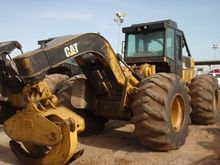 2008 caterpillar 525c rubber-ti