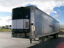 2002 great dane Refrigerated Tr