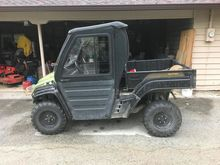 2011 cub cadet 4WD Utility Cart