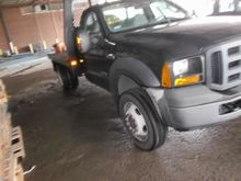 2007 ford f550 sd Flatbed Truck