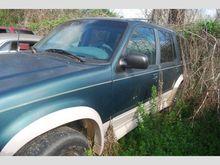1995 ford explorer SUV - DUI
