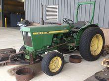 1978 john deere 950s Tractor