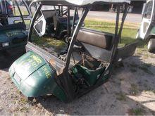 2007 e-z-go mpt800 Utility Cart