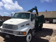 2003 sterling actera Boom Truck