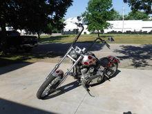2008 ultima Motorcycle