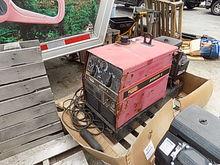 lincoln electric ranger 8 Welde