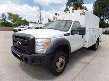 2011 ford f-450 Utility Truck