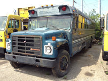 1989 international 1853 Bus