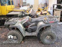 2004 polaris sportsman 600 ATV