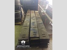 11ft Rubber Snow Plow Cutting E