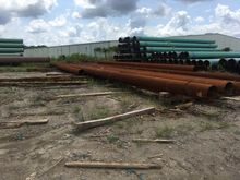 Line Pipe, 16in, 0.312in WT, X6