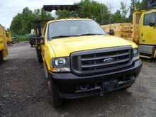 2003 ford f550 Stake Body Truck
