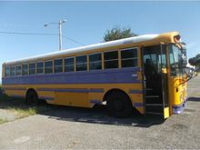 2007 thomas 1308s School Bus