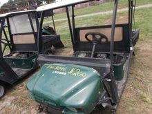 2007 e-z-go mpt800 Golf Cart