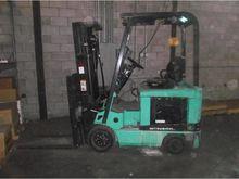 2005 fbc15k Mitsubishi Forklift