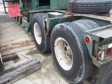 1979 load king 40 ton 2 axle dr