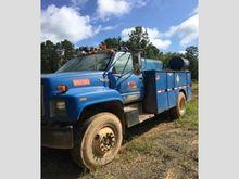 1996 gmc topkick Lube Truck