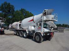 1997 advance concrete mixer Tru