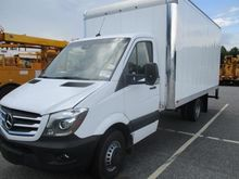 2016 mercedes-benz sprinter Box