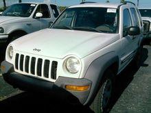 2004 jeep kjjh74 liberty SUV