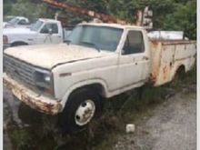 1985 ford f350 Service Truck
