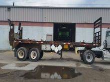 2006 midwest utility Trailer
