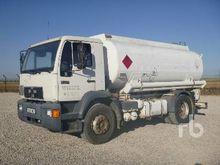1997 Man 18.224 4x2 Tank Truck