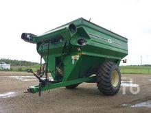 2005 j&m 875 Grain Cart