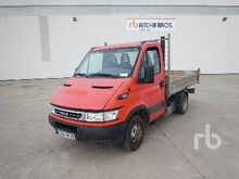 Iveco 35C12 Dump Truck (S/A)