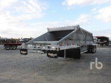 Omaha 34 Ft T/A Bottom Dump Tra
