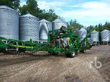 Farm King 46 Ft Diamond Harrows