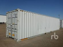 2001 & Used Container Equipment