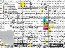 AB/Yellowhead County SE 2-55-9-